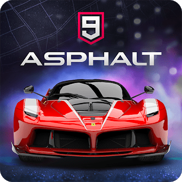Asphalt 9: Legends اندروید APK