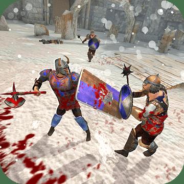 دانلود Vikings Fight: North Arena 2.6.0 بازی نبرد وایکینگ ها اندروید