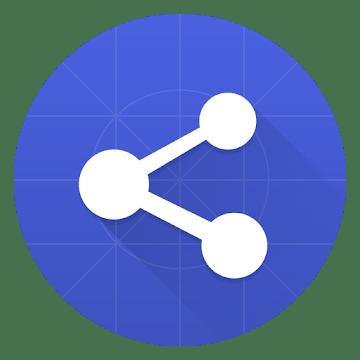 دانلود 4 Share Apps - File Transfer v1.3.4.5 برنامه انتقال فایل ها بدون نیاز به کابل و اینترنت