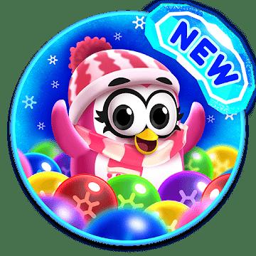 دانلود Frozen Pop 1.6 بازی پرتاب گوی رنگی اندروید