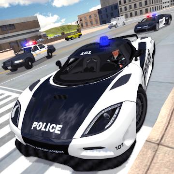 دانلود Cop Duty Police Car Simulator 1.0.8 بازی ماشین پلیس اندروید