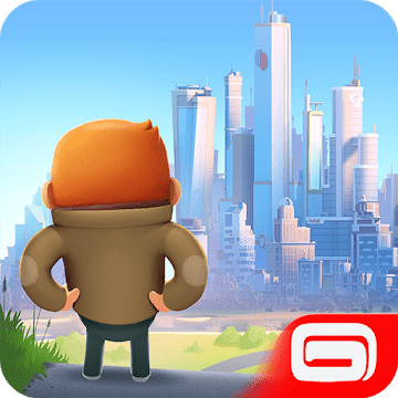 City Mania: Town Building Game اندروید APK