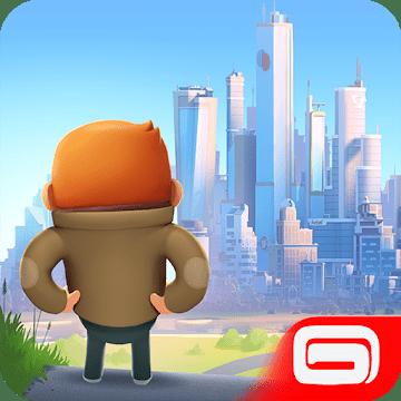 دانلود City Mania: Town Building Game 1.3.0q بازی شهرسازی آنلاین اندروید