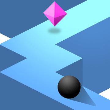 دانلود ZigZag 1.22 بازی کنترل توپ زیگ زاگ اندروید