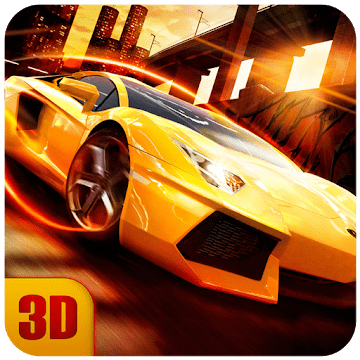 High Speed : Real Drift Car Traffic Racing Game 3D icon