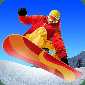 دانلود Snowboard Master 3D 1.2.2 بازی اسنوبورد بدون دیتا اندروید