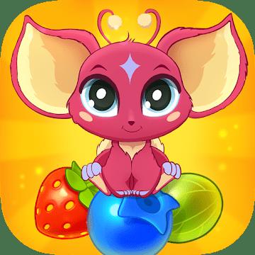 دانلود Bloomberry 0.31.122 بازی جورچین میوه ها برای اندروید