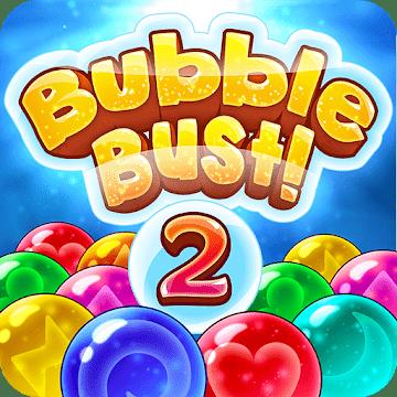 دانلود Bubble Bust 2 - Pop Bubble Shooter 1.3.7 بازی بابل بوست اندروید