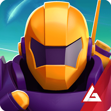 Space Pioneer – Shoot, build & rule the galaxy اندروید APK