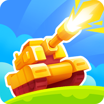 دانلود Tank Stars 1.2.1 بازی مبارزه تانک ها برای اندروید