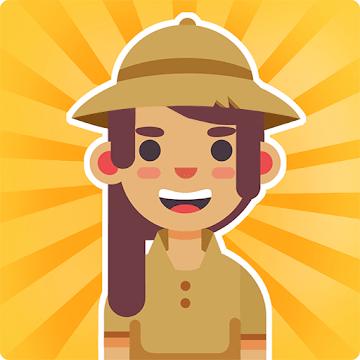 دانلود Idle Zoo Tycoon 1.1.0 بازی مدیریت باغ وحش برای اندروید