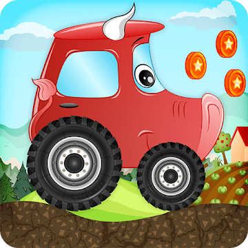 Kids Car Racing game – Beepzz‏ icon