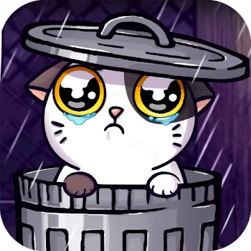 Mimitos Virtual Cat - Virtual Pet with Minigames icon