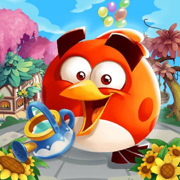 دانلود Angry Birds Blast Island 1.0.9 بازی جورچین سه تایی پرندگان خشمگین اندروید