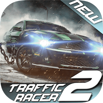 Traffic Racer 2018 - Free Car Racing Games icon