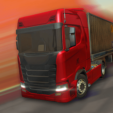 Euro Truck Driver 2018 اندروید APK