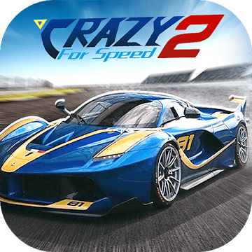 دانلود Crazy for Speed 2 v1.3.3909 بازی دیوانه سرعت 2 اندروید
