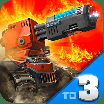 دانلود Defense Legend 3: Future War 2.2.5 بازی افسانه دفاع 3 اندروید