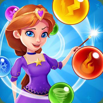 دانلود Bubble Mania 2.0.7 بازی ترکاندن حباب های رنگی اندروید