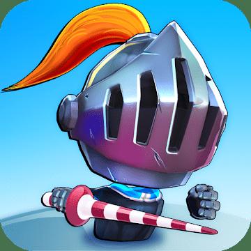 دانلود Slashy Knight 1.4.8 بازی دویدنی پسرانه برای تبلت اندروید