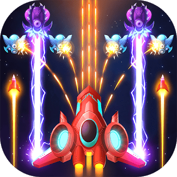 دانلود Air Strike - Galaxy Shooter 0.4.2 بازی نبرد هوایی اندروید