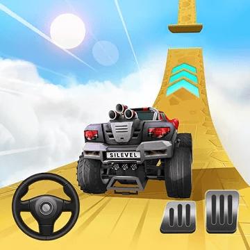دانلود Mountain Climb : Stunt 1.7 بازی بالا رفتن از کوه با ماشین اندروید