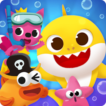 Baby Shark Match: Ocean Jam icon