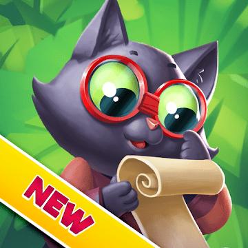 دانلود Tropicats 1.20.130 بازی گربه های گرمسیری اندروید