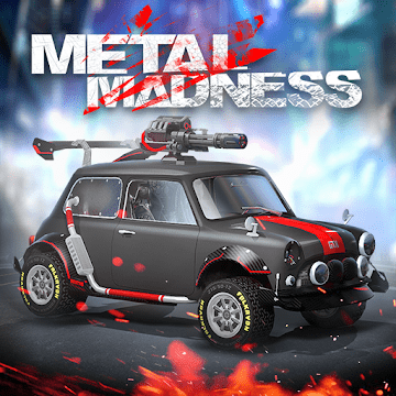 Metal Madness: PvP Shooter APK