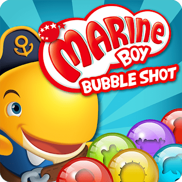 Marine Boy: Bubble Shot