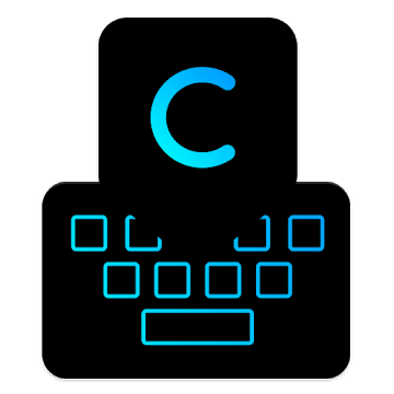 Chrooma Keyboard - Chameleon Adaptive Theme
