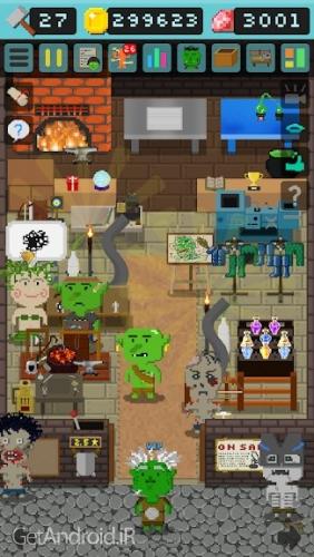 دانلود Goblins Shop v1.4.6 بازی فروشگاهی اندروید ! 1