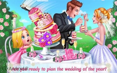 دانلود Wedding Planner 1.0.5 بازی برنامه ریزی عروسی اندروید ! 1