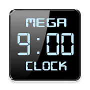 Mega Clock ● Launcher ● Weather ● Cleaner memory