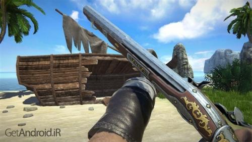 دانلود Last Pirate: Island Survival 0.181 بازی بقا در جزیره اندروید ! 1