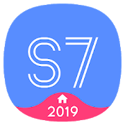 S7/S8 Launcher for Galaxy S/J/C/A, theme icon pack