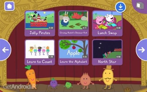 دانلود World of Peppa Pig 2.1.5 بازی پپاپیگ اندروید ! 1