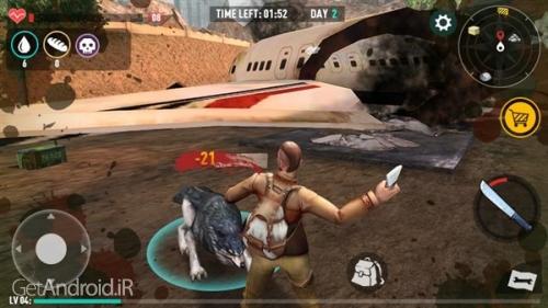 دانلود Last Human Life on Earth 1.1 بازی آخرین زندگی انسانی در زمین اندروید ! 1