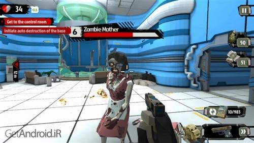 دانلود The Walking Zombie 2: Zombie shooter 1.17 بازی تیراندازی زامبی اندروید ! 1