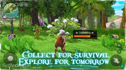 دانلود Utopia: Origin - Play in Your Way 1.4.2 بازی بقا دیتا دار برای اندروید ! 1