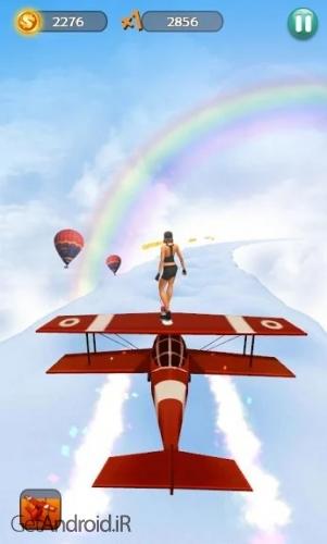 دانلود Hoverboard Surfers 3D 1.8 بازی هاور برد برای اندروید ! 1