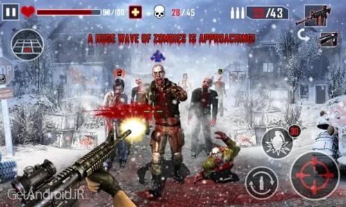 دانلود Zombie Killing - Call of Killers 2.7 بازی کشتن زامبی ها اندروید ! 1