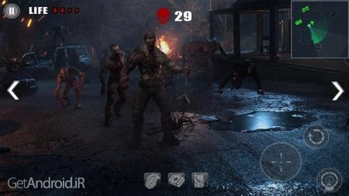 دانلود Z Survival Day - Free zombie shooting game 1.1.6 بازی روز بقا اندروید ! 1
