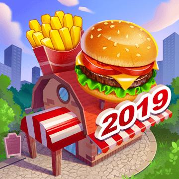 دانلود Crazy Chef: Craze Fast Restaurant Cooking Games بازی آشپزی دخترانه اندروید ! 1