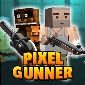 Pixel Z Gunner 3D - Battle Survival Fps