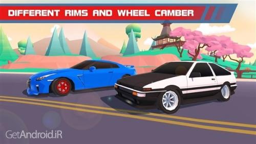 دانلود Drift Clash Online Racing 1.3 بازی ماشین دریفت آنلاین اندروید ! 1