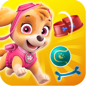 PAW Patrol: Skye Slicing Fruits