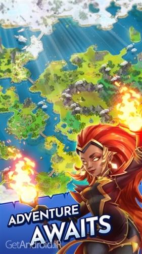 دانلود ورلد کوئست World Quest 1.2.0 بازی تلاش جهانی اندروید ! 1