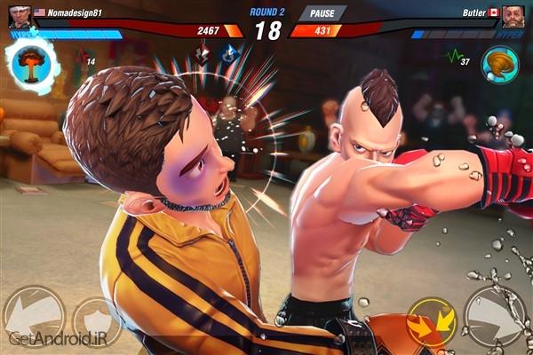 دانلود Boxing Star v3.2.0 بازی ستاره های بوکس اندروید