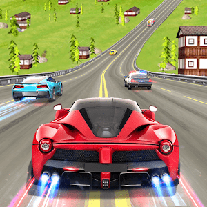 Crazy Car Traffic Racing Games 2019 : Free Racing
